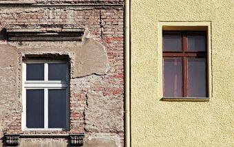 Beim Kauf einer Wohnung ist der bauliche Zustand der gesamten Immobilie zu beachten. Foto: Friedberg/fotolia.com
