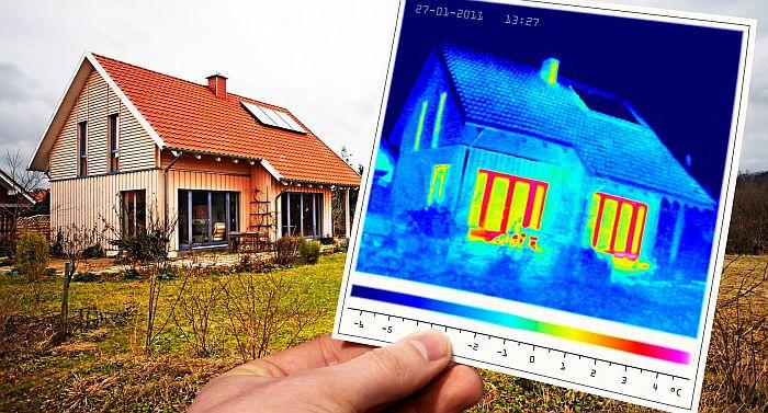 Wer ein gebrauchtes Haus kaufen möchte, sollte den Energieverbrauch prüfen. Foto: Ingo Bartussek/fotolia.com