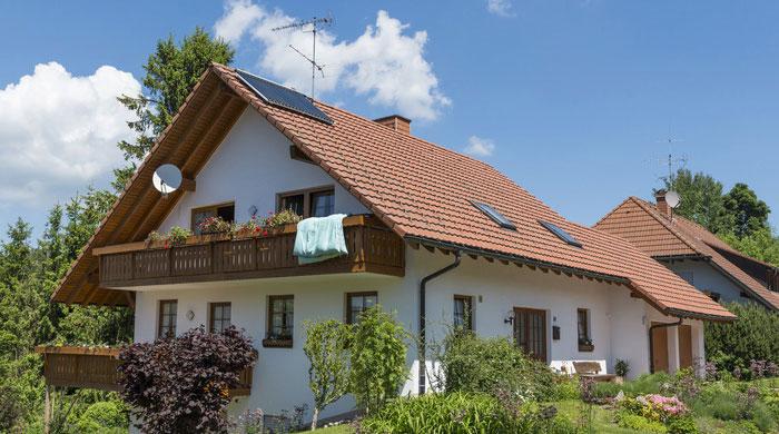 Haus verkaufen, Einfamilienhaus, Foto: Daniel Berkmann/fotolia.com