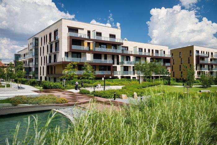 Bei der Entscheidung für eine Wohnung ist deren Lage eines der wichtigsten Kriterien.  Foto: Vojtech Herout/fotolia.com