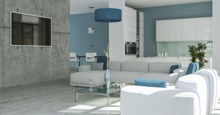 Wohnung verkaufen, Wohnzimmer, Foto: virtua73/fotolia.com