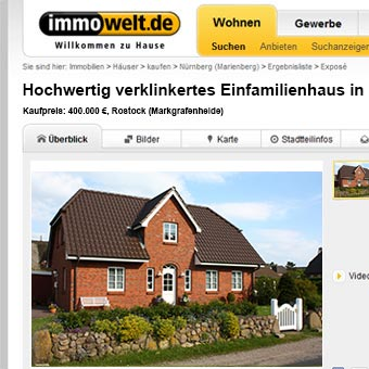 Immobilie verkaufen, Immobilien verkaufen