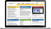 Online-Makler-Software für mobile Nutzung