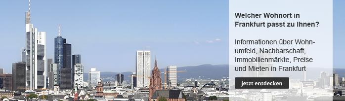 Wohnen und Leben in Frankfurt