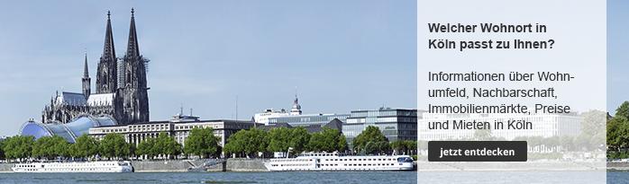 Wohnen und Leben in Köln