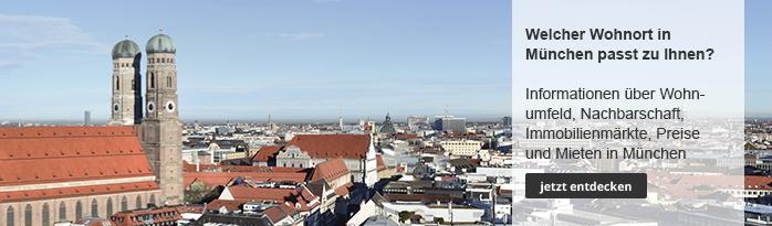 Wohnen und Leben in München