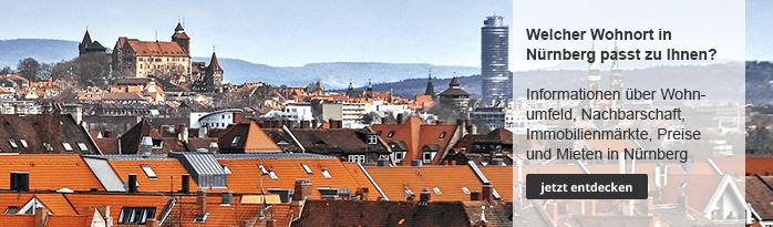 Wohnen und Leben in Nürnberg